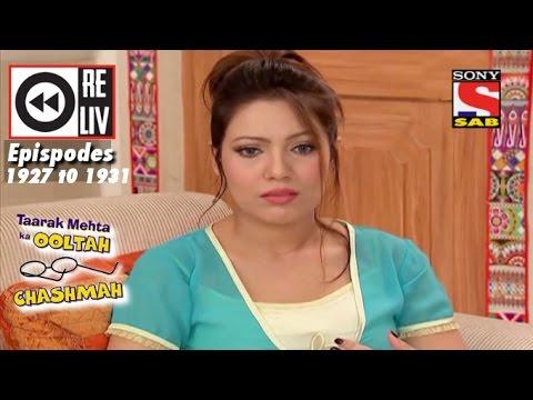 Xxx Mp4 Weekly Reliv Taarak Mehta Ka Ooltah Chashmah 2 May To 6 May 2016 3gp Sex