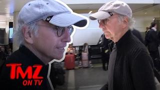 Larry David Talks To Us! | TMZ TV
