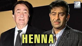 Randhir Kapoor DIRECTED Henna Movie Because Of Raj Kapoor