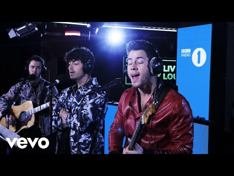 Download Jonas Brothers - Sucker in the Live Lounge