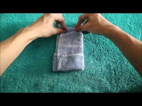 Xxx Mp4 CARA UNIK MELIPAT HANDUK HEMAT RUANG Tips Backpacker Traveler HOW TO FOLD TOWEL 3gp Sex