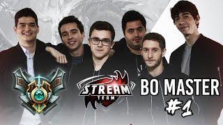 STREAM TEAM BO MASTER GAME 1 ! ( MULTI POV )