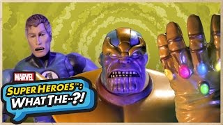 Marvel Super Heroes: What The --?! San Diego Comic Con 2013 Special