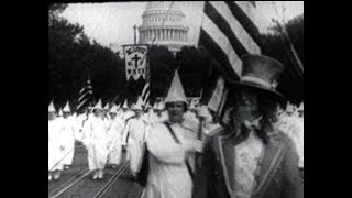 "CBS Reports ""Ku Klux Klan: The Invisible Empire"" (1965) Preview"