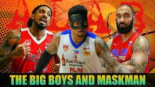 Alab Pilipinas Best Overtime Game So Far | Alab's Big 3 | Alab vs Mono Vampire Full OT Highlights