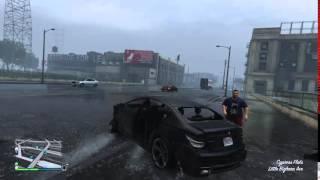 Grand Theft Auto V - Pure grinding