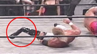 5 WORST BOTCHES In WWE History