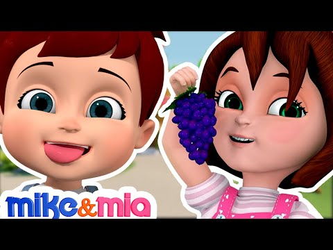 Phonics Song with Two Words | ABC Alphabet Song | Nursery Rhymes for Kids by Mike and Mia