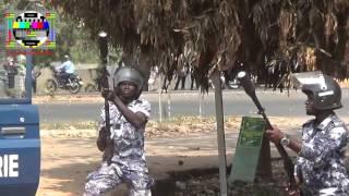Pluie de gaz lacrymogène sur les étudiants de l'université de Lomé