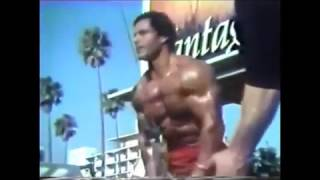 Pumping Iron 3- Franco Columbu Training for Mr. Olympia 1981