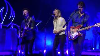 The Common Linnets - 10 april 2016 - Almere Theater Tour - Runaway Man