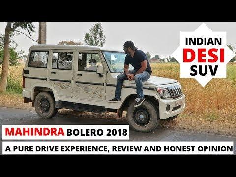 Xxx Mp4 Mahindra Bolero 2018 Review Drive Experience Honest Opinion DESI SUV 3gp Sex