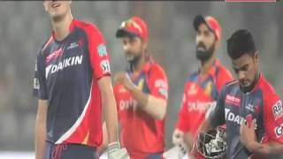 IPL 9: GL vs DD highlights || Chris Morris 82 off 32 balls 28th april 2016
