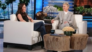 Maura Tierney's Nude Vacation and Dancing Nerves