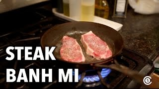Steak Banh Mi Bitch! - Mp3Download-Stafaband