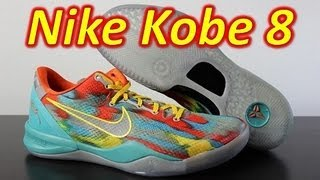 Nike Kobe 8 Venice Beach  Review + On Feet