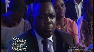 The Glory in God's word: Pastor Chris Oyakhilome