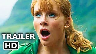 JURASSIC WORLD 2 Trailer TEASER (2018) Chris Pratt, Fallen Kingdom, Dinosaurs Movie HD