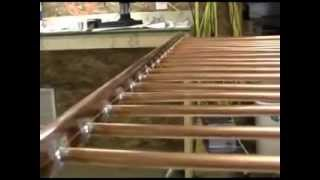 How to Build Your Own Solar Water Heater: Sustainable Living