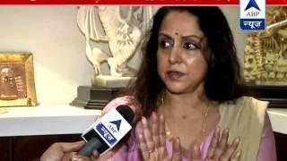 Interview: Hema Malini clarifies her controversial 'Vrindavan widows' remark