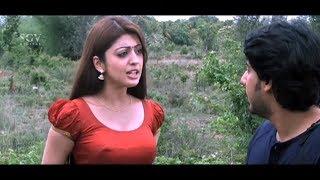 Praneetha request drop from Prajwal Devaraj | Angaraka Movie | Kannada Comedy Scene