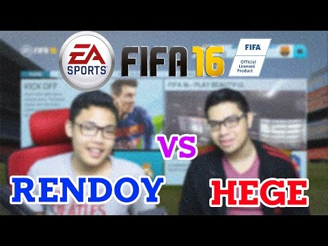 #FIFA16TIME - Rendoy vs HEGE - Fifa 16