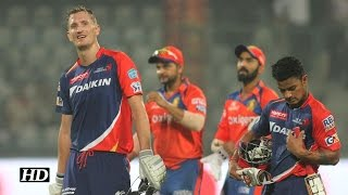 IPL9 GL vs DD: Chris Morris 82 off 32 balls in Vain as GL beat DD