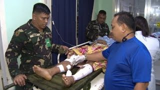 Casualties rise as Philippines battles ISIS