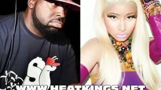 Funk Master Flex Vs. Nicki Minaj Interview Pt. 1 Hot97 [6-4-12]
