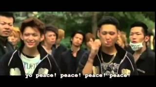parody video Crow Zero2 (FE)