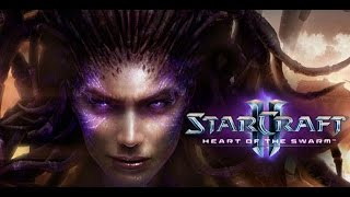 StarCraft II: Heart of the Swarm o filme