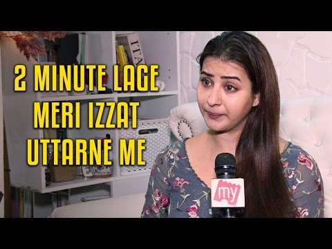 Xxx Mp4 Bigg Boss 11 Shilpa Shinde Cried Before Entering The House In Her Last Interview To Us 3gp Sex