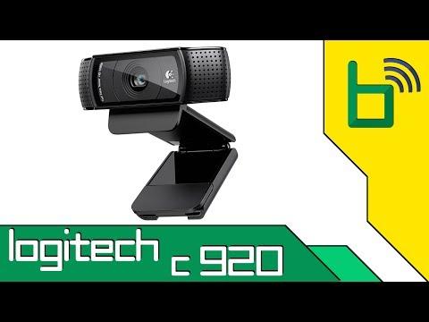 Logitech C920 A melhor webcam atual