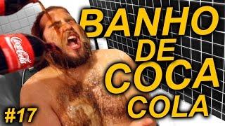 BANHO DE COCA-COLA! #WUANTRESPONDE17