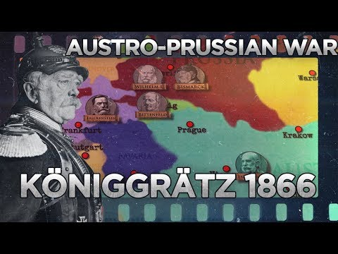 Battle of Königgrätz 1866 Austro Prussian War DOCUMENTARY
