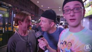 Robbie and Rone Go To The Phish Concert