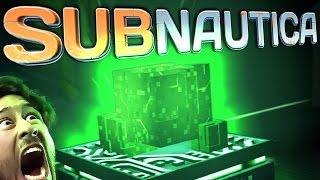 Subnautica | Part 54 | FINDING THE ALIEN CACHE!!