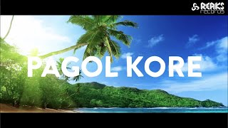 DJ Sayem - Pagol Kore Ft. Aches Khan & Ayon Abrar | LYRICS VIDEO