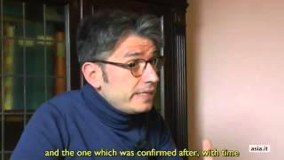 Prof. Francesco Alfieri and Martin Heidegger's Black Notebooks (English subtitles)
