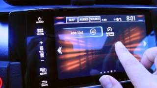 How to change Wallpaper to Live Wallaper on Honda Civic 2016
