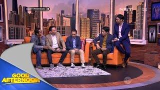 Good Afternoon - Cast film Di Balik 98