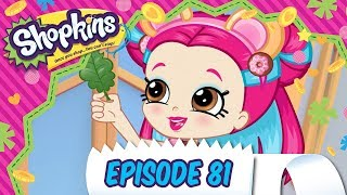 Shopkins Cartoon - Episode 81 – Keep in Touch | Cartoons For Children