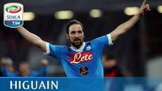 Il gol di Higuain (81') - Napoli - Genoa - 3-1 - Giornata 30 - Serie A TIM 2015/16