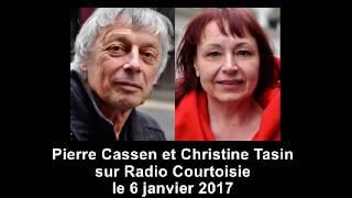 Pierre Cassen et Christine Tasin sur Radio Courtoisie (6 janvier 2017)