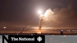 CBC in Syria: Israel and Iran trade missile strikes