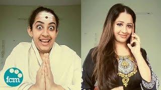 അനന്തൻ അജ്ഞാതൻ | സൗഭാഗ്യയുടെ പുതിയ വെറൈറ്റി ഡബ്സ്മാഷ് | Sowbhagya Venkitesh's New Funny Dubsmash