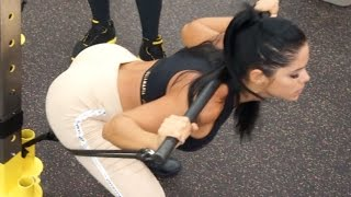 MICHELLE LEWIN: 7 Brand New Booty Exercises (Innovative)