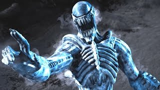 Mortal Kombat XL - All Faction Kills on Alien