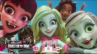 Welcome to Monster High Movie Coming Soon! | Monster High
