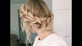 How to: Twisted Updo
